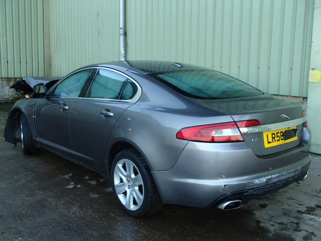 Jaguar Xf Premium Slam Panel