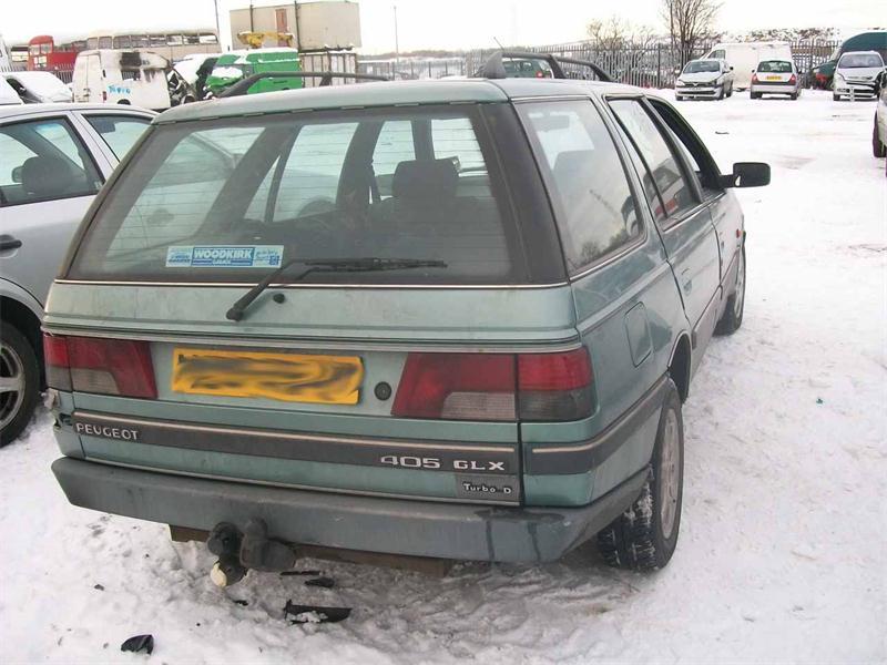 1994 peugeot 405 glx turbo diesel 1905cc breakers peugeot 405 glx rh car breaker com