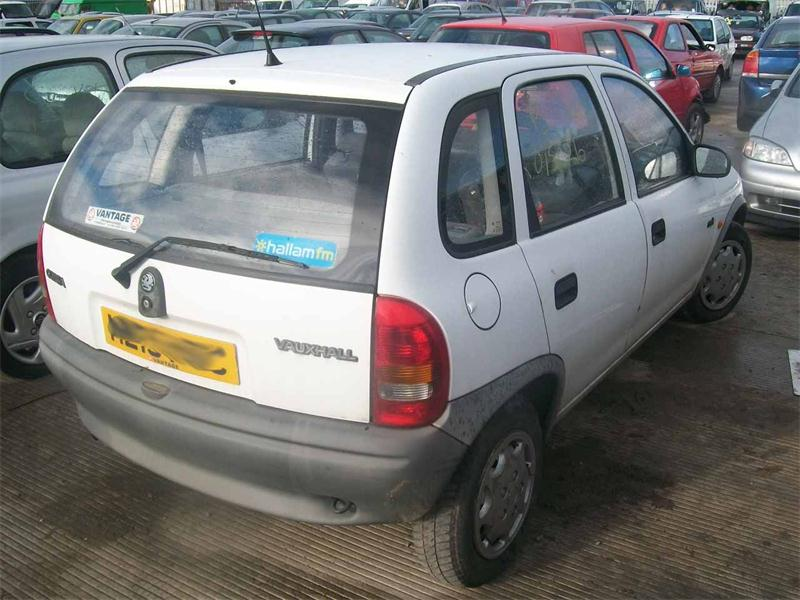 1995 vauxhall corsa merit 1196cc breakers vauxhall corsa merit parts vauxhall corsa merit breaking. Black Bedroom Furniture Sets. Home Design Ideas