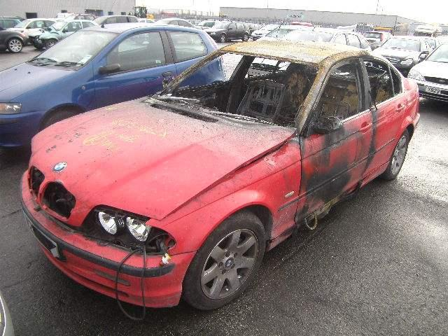 BMW 323I Breakers, SE Parts
