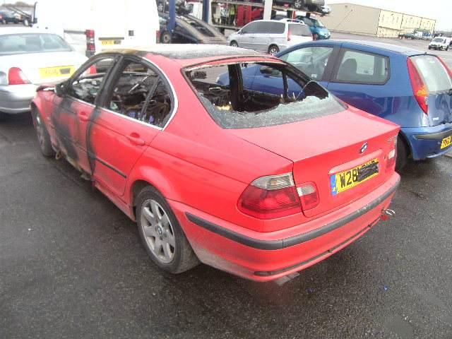 Breaking BMW 323I, 323I SE Secondhand Parts