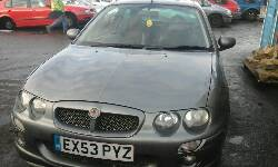 MG ZR+ Breakers, ZR+ ZR+ Reconditioned Parts