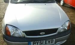 FORD FIESTA Breakers, FIESTA FLIGHT Reconditioned Parts