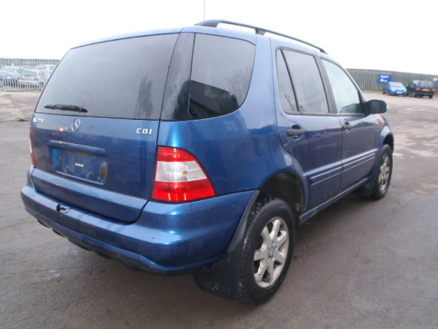 MERCEDES ML Dismantlers, ML 270 CDI Used Spares