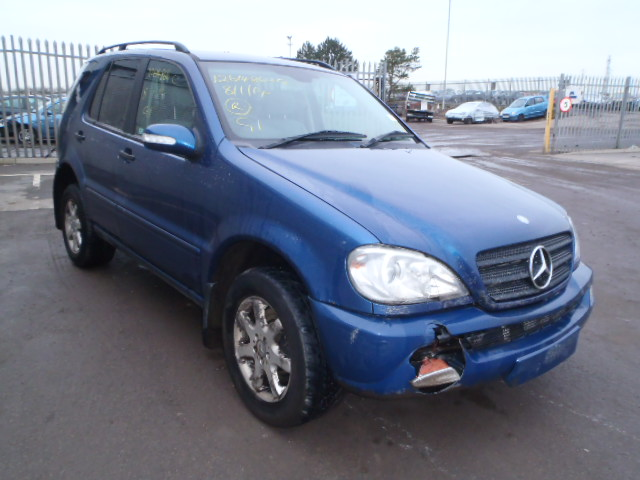 MERCEDES ML Breakers, ML 270 CDI Reconditioned Parts