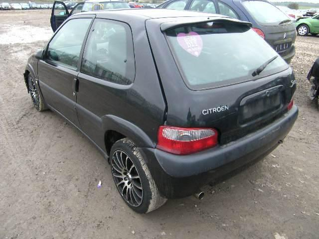 Breaking Citroen SAXO, SAXO VTR Secondhand Parts