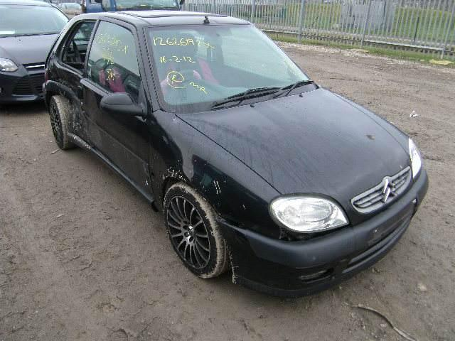 Citroen SAXO Breakers, SAXO VTR Reconditioned Parts