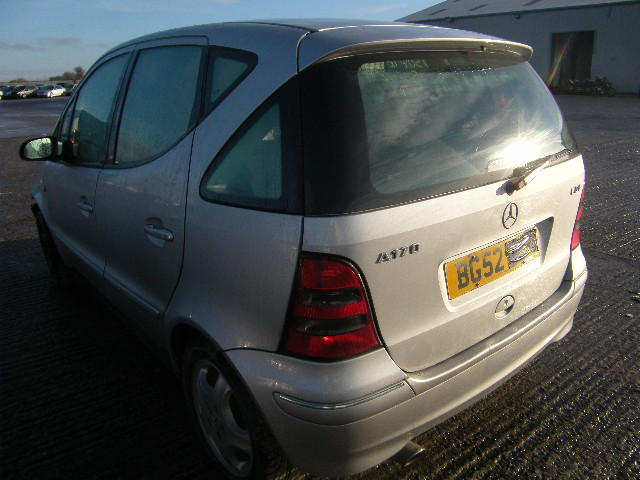 Breaking MERCEDES A CLASS, A CLASS 170 CDI AVANTGARDE Secondhand Parts