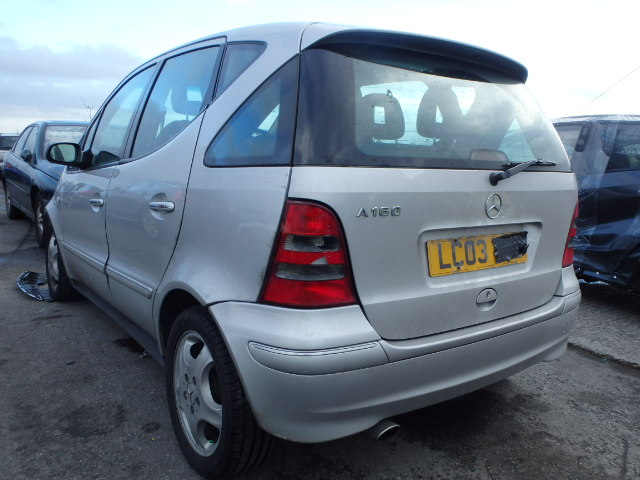 Breaking MERCEDES A CLASS, A CLASS 160 AVANTGARDE Secondhand Parts