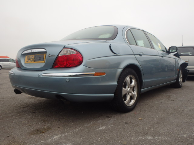 JAGUAR S TYPE Dismantlers, S TYPE S-TYPE V8 Used Spares
