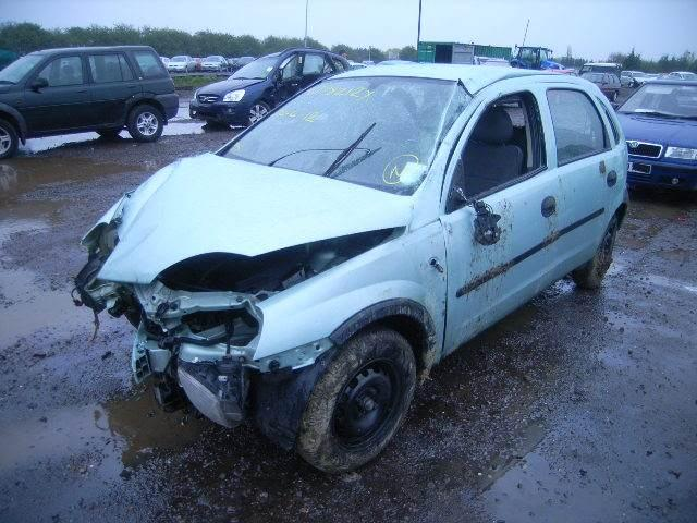 Vauxhall CORSA Breakers, CLUB Parts