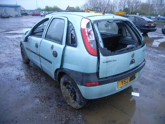 Breaking Vauxhall CORSA, CORSA CLUB Secondhand Parts