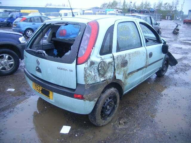 Vauxhall CORSA Dismantlers, CORSA CLUB Used Spares