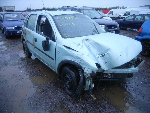 Vauxhall CORSA Breakers, CORSA CLUB Reconditioned Parts