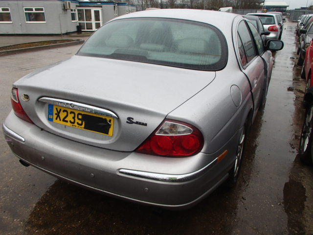 JAGUAR S TYPE Dismantlers, S TYPE S-TYPE V6 Used Spares