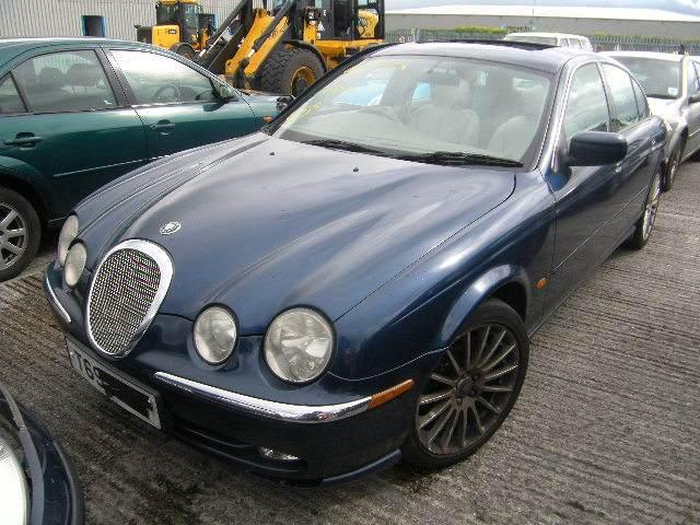 Jaguar S-TYPE Breakers, V6 Parts