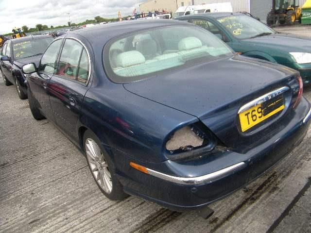 Breaking Jaguar S-TYPE, S-TYPE V6 Secondhand Parts