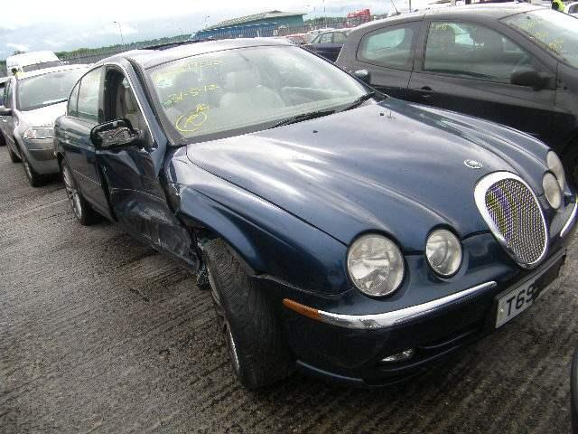 Jaguar S-TYPE Breakers, S-TYPE V6 Reconditioned Parts