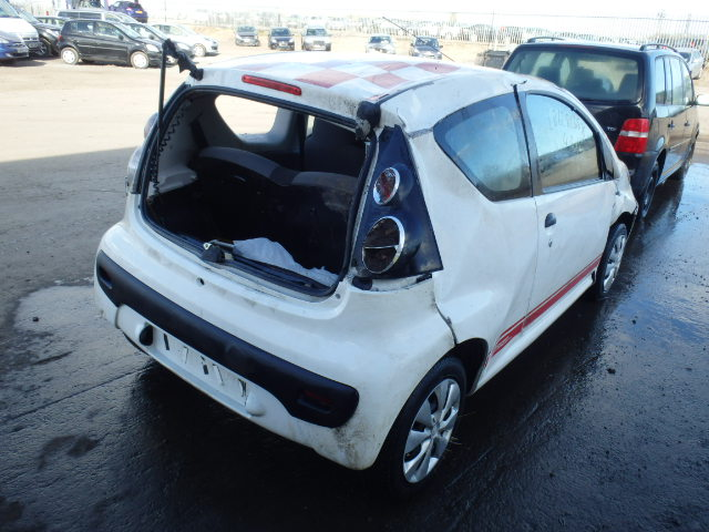 CITROEN C1 Dismantlers, C1 VT Used Spares