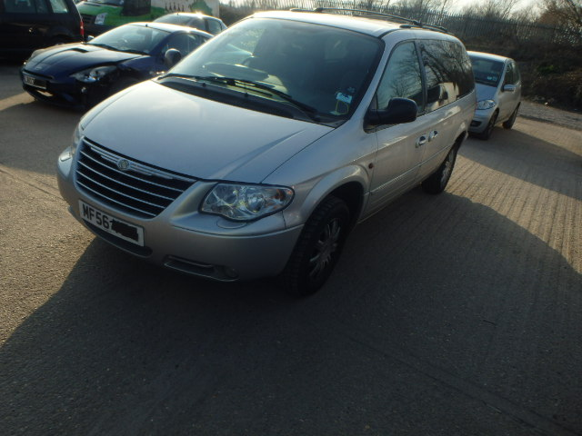 CHRYSLER GRAND VOYAGER Breakers,  Parts