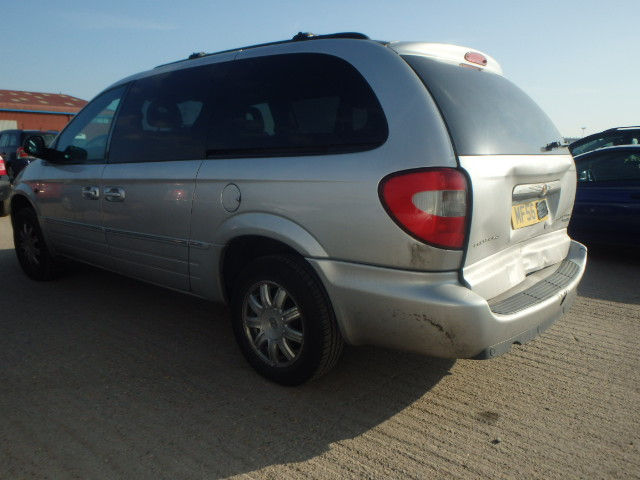 Breaking CHRYSLER GRAND VOYAGER, GRAND VOYAGER  Secondhand Parts