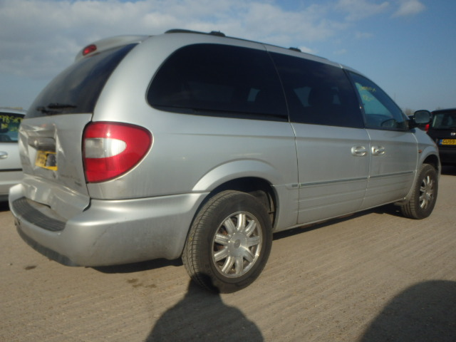 CHRYSLER GRAND VOYAGER Dismantlers, GRAND VOYAGER  Used Spares