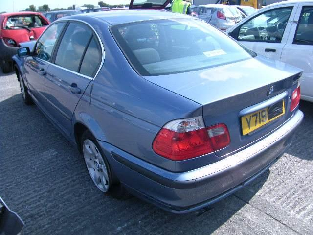 Breaking BMW 320I, 320I SE Secondhand Parts