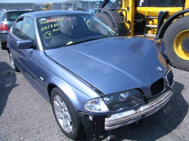 BMW 320I Breakers, 320I SE Reconditioned Parts