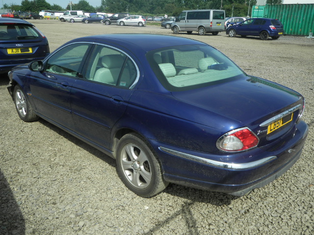 Breaking JAGUAR X-TYPE, X-TYPE V6 Secondhand Parts
