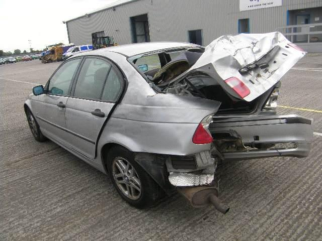 Breaking BMW 318I, 318I SE AUTO Secondhand Parts