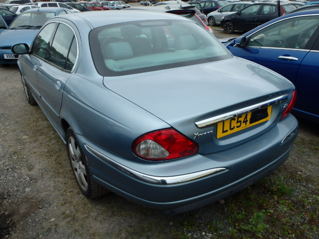 Breaking JAGUAR X-TYPE, X-TYPE SE Secondhand Parts