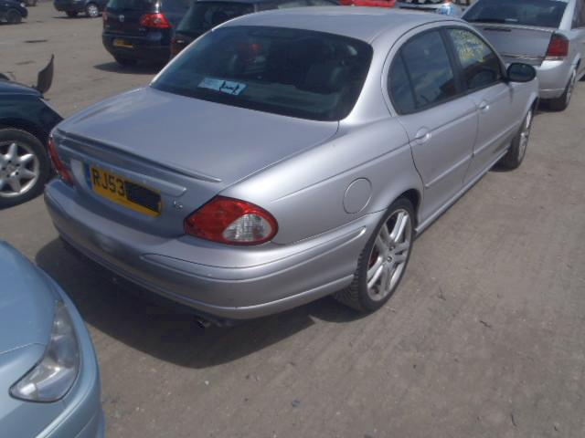 JAGUAR X-TYPE Dismantlers, X-TYPE V6 Used Spares
