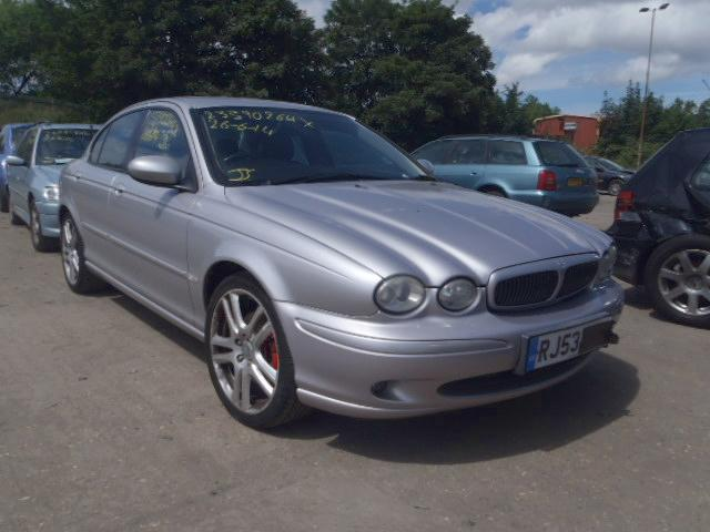 JAGUAR X-TYPE Breakers, X-TYPE V6 Reconditioned Parts