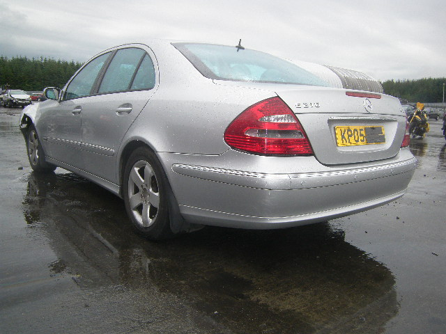 Breaking MERCEDES E270, E270 CDI A Secondhand Parts