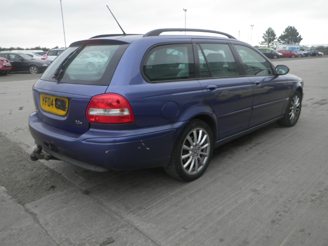 JAGUAR X-TYPE Dismantlers, X-TYPE SPO Used Spares