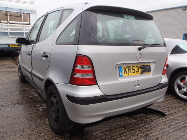 Breaking MERCEDES A CLASS, A CLASS 140 CLASSIC Secondhand Parts