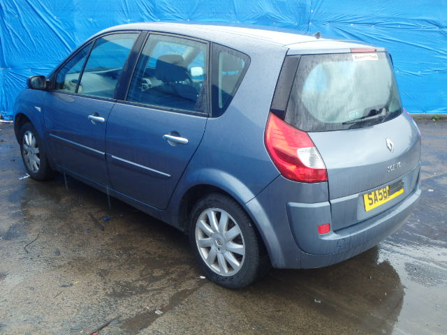 Breaking RENAULT SCENIC, SCENIC DYNAMIQUE Secondhand Parts