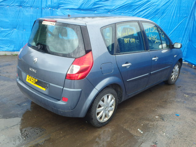 RENAULT SCENIC Dismantlers, SCENIC DYNAMIQUE Used Spares