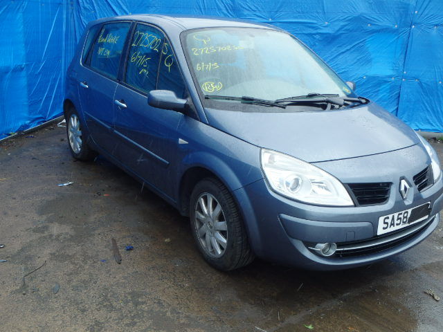 RENAULT SCENIC Breakers, SCENIC DYNAMIQUE Reconditioned Parts