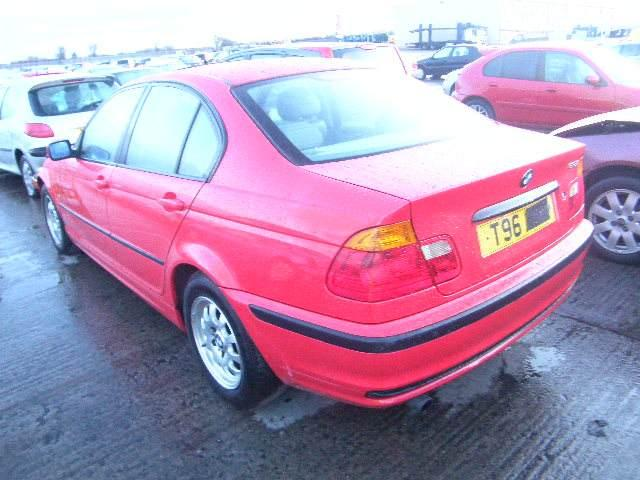 Breaking BMW 318I, 318I SE Secondhand Parts