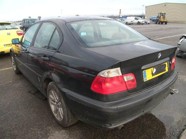 Breaking BMW 316I, 316I SE Secondhand Parts
