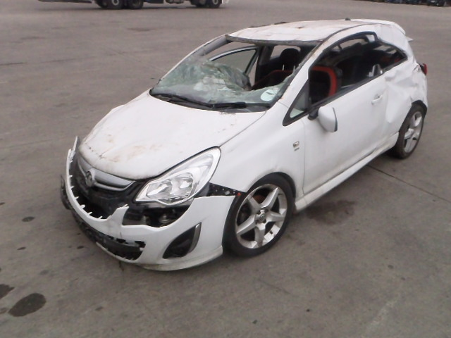 VAUXHALL CORSA Breakers, SRI Parts