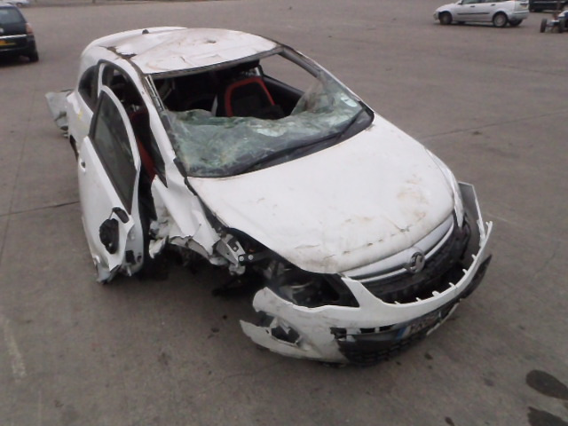 VAUXHALL CORSA Breakers, CORSA SRI Reconditioned Parts