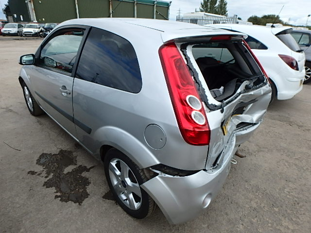 Breaking FORD FIESTA, FIESTA FREEDOM Secondhand Parts