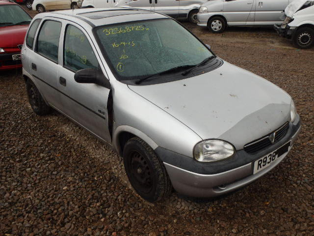 VAUXHALL CORSA Breakers, CORSA GLS Reconditioned Parts