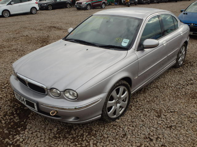 JAGUAR X-TYPE Breakers, V6 Parts