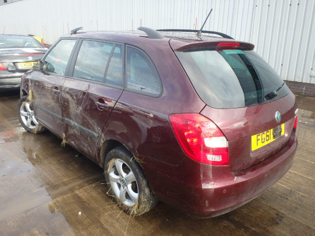 Breaking SKODA FABIA, FABIA SE Secondhand Parts