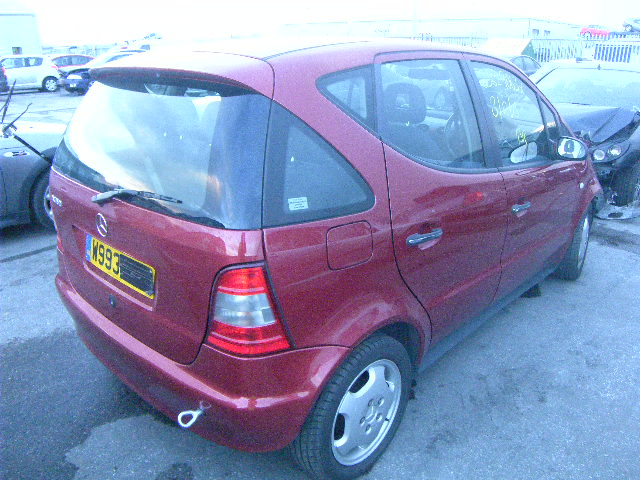 MERCEDES A CLASS Dismantlers, A CLASS 160 ELEGANCE Used Spares
