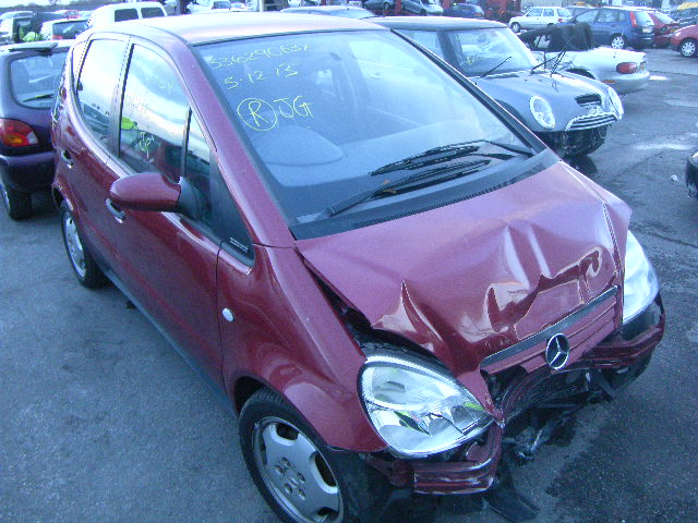 MERCEDES A CLASS Breakers, A CLASS 160 ELEGANCE Reconditioned Parts