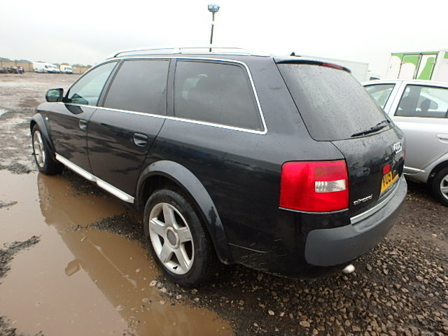 AUDI A ALLROAD Breakers AUDI A Parts AUDI A Breaking - Audi a6 parts